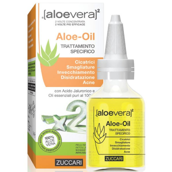 Aloevera Aloe-oil trattamento specifico 50ml