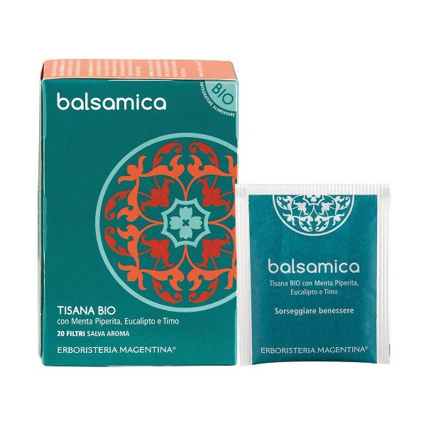 Tisana Bio Balsamica 20 Filtri