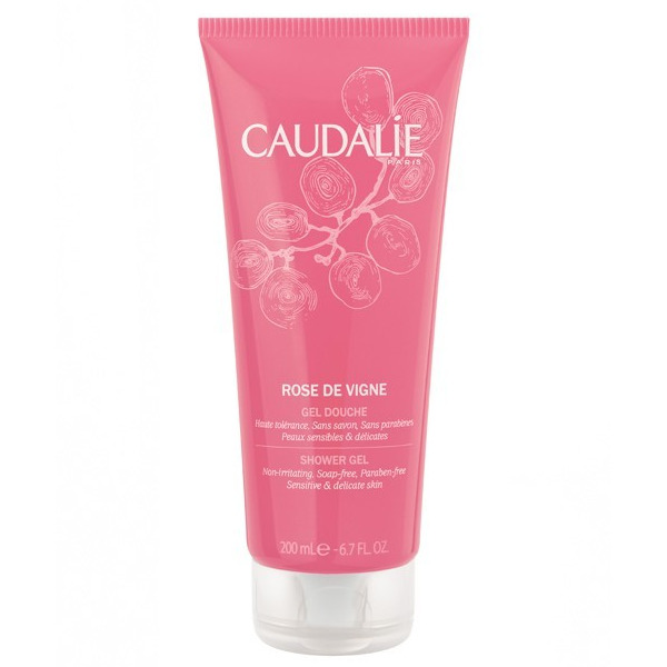 Caudalie Gel Doccia Rose De Vigne 200ml